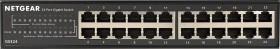 Netgear SOHO GS300 Desktop Gigabit Switch, 24x RJ-45, V2 (GS324-200)