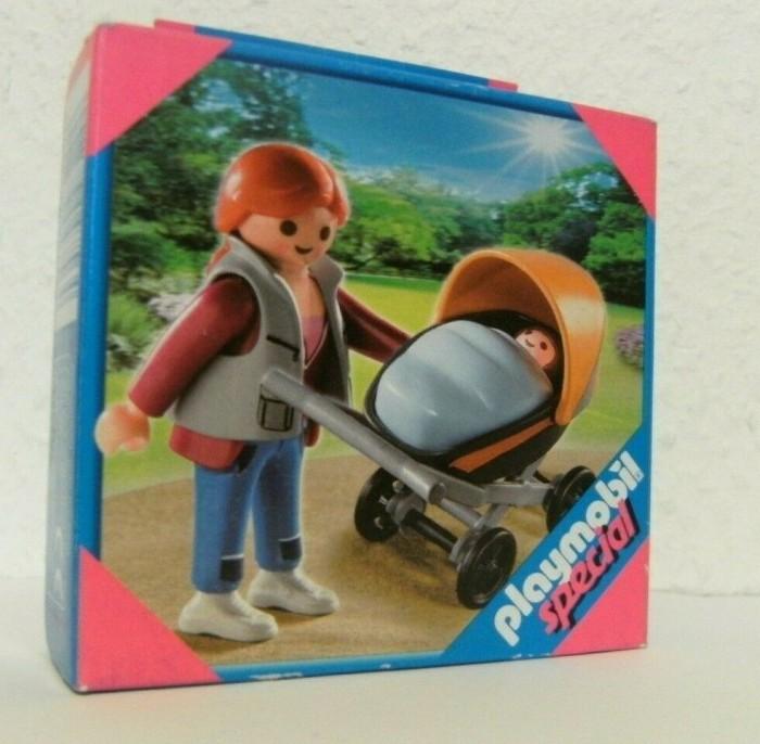 playmobil - Special - Mama mit Kinderwagen (4756) -- via Amazon Partnerprogramm