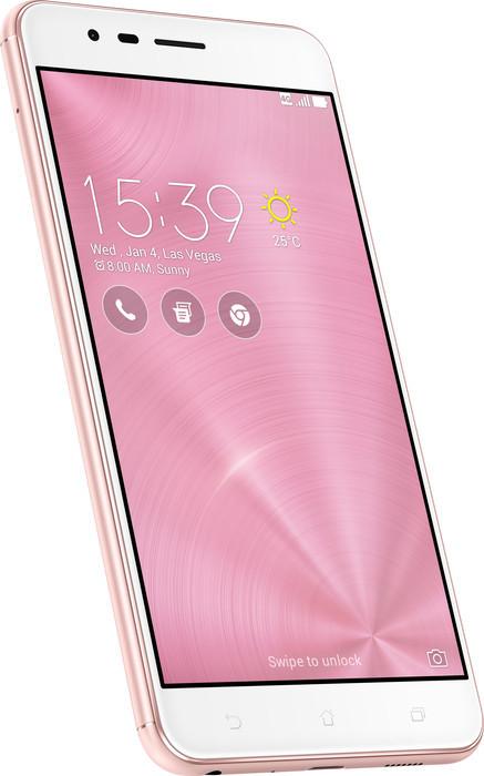 ASUS ZenFone Zoom S ZE553KL 64GB Rosegold Preisvergleich