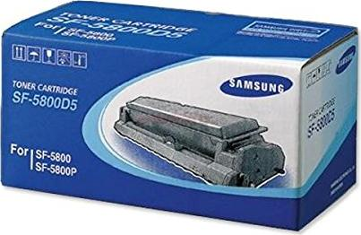 Samsung Toner SF-5800D5 schwarz (ML-5800/5900) -- via Amazon Partnerprogramm