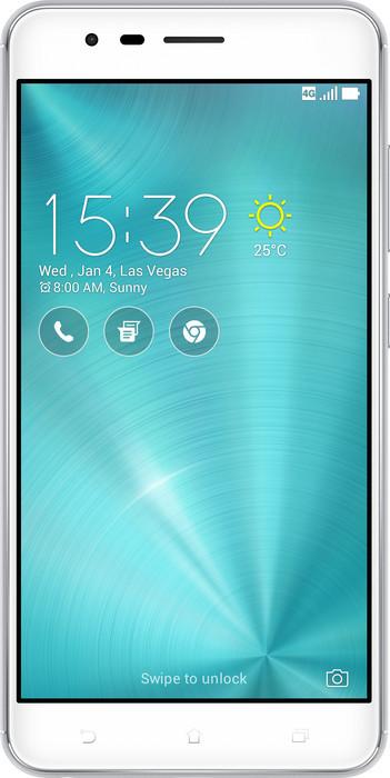 ASUS ZenFone Zoom S ZE553KL 64GB Silber Preisvergleich