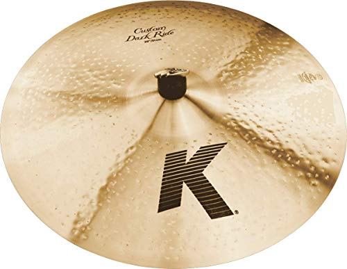 "Zildjian K Custom Series Dark Ride 20"" (K0965)"
