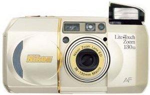 Nikon Lite-Touch zoom 130ED QD