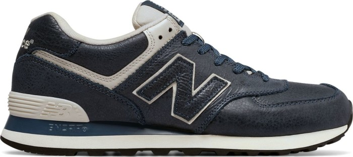 4e9866af13 New Balance 574 Leather stone blue ab € 68,90 (2019 ...