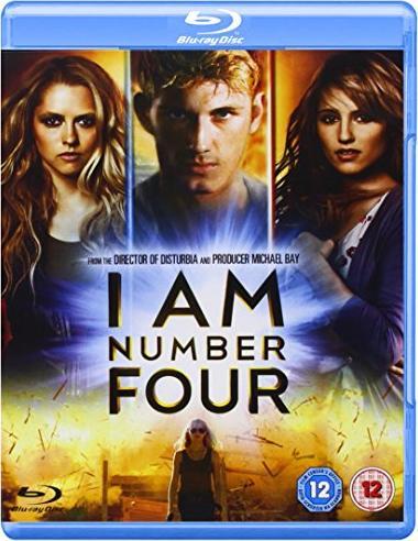 Ich bin Nummer Vier (2011) (Blu-ray) (UK) -- via Amazon Partnerprogramm