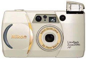 Nikon Lite-Touch Zoom 70Ws QD