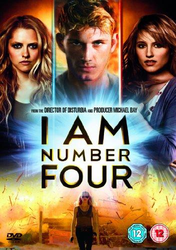 Ich bin Nummer Vier (2011) (UK) -- via Amazon Partnerprogramm