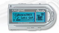 Creative Rhomba 256MB (73PD000000012)