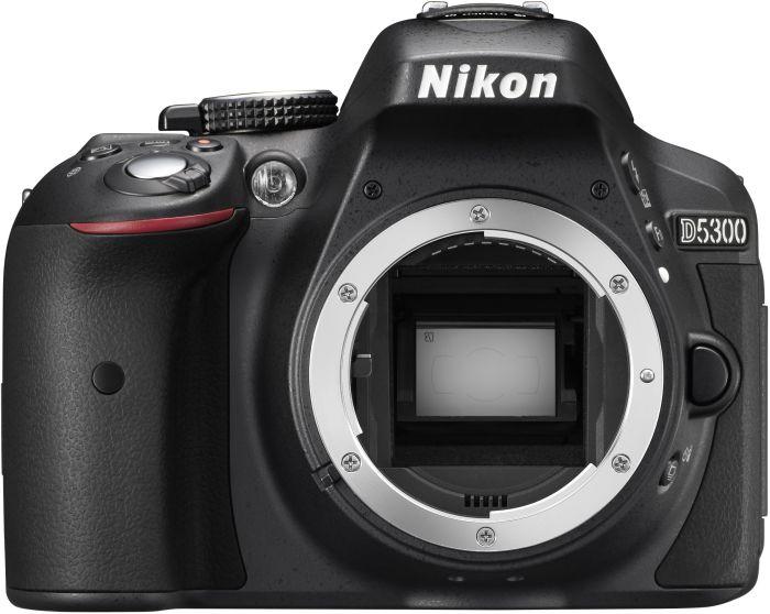 Nikon D5300 black case (VBA370AE)