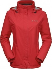 VauDe Escape Bike Light cycling jacket red (ladies) (04992-200)