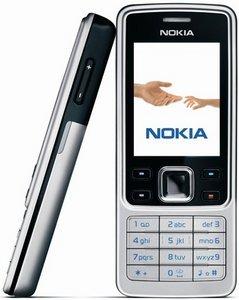 Nokia 6300 black-silver