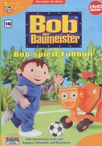 Bob der Baumeister Vol. 16: Bob spielt Fußball -- via Amazon Partnerprogramm