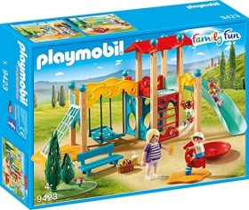 playmobil Family Fun - Großer Spielplatz (9423)
