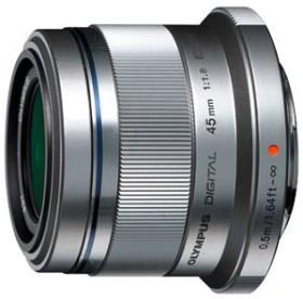Olympus M.Zuiko digital 45mm 1.8 silber für E-Serie (V311030SU000)