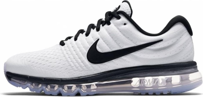 buy popular 8e6c6 a66f0 Nike Air Max 2017 white black (men) (849559-105) starting from £ 0.00  (2019)   Skinflint Price Comparison UK