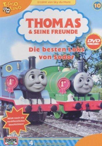 Thomas und seine Freunde 10 - Die besten Loks -- via Amazon Partnerprogramm