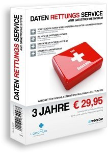 Freecom Data Recovery Service, 3 years, DE (34947)