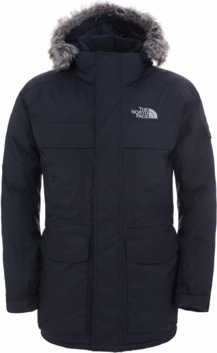 The North Face McMurdo parka black (men) (A8XZ-JK3)