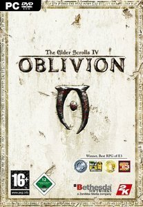 Elder Scrolls 4: Oblivion (English) (PC)