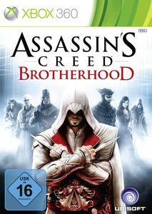 Assassin's Creed: Brotherhood (deutsch) (Xbox 360)