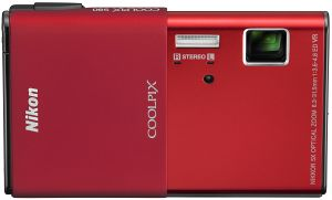 Nikon Coolpix S80 red (VMA654E1)