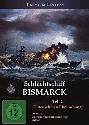 Schlachtschiff Bismarck Vol. 2 -- via Amazon Partnerprogramm