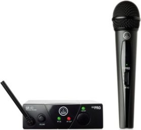 AKG WMS40 mini Single Vocal set ISM2