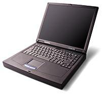 """HP Compaq Armada 110S, P3-800, 64MB RAM, 10GB HDD, 8xDVD, 14.1""""TFT"""