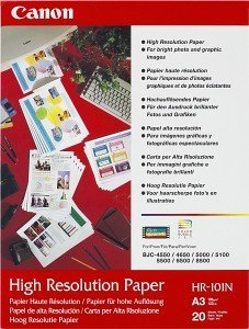 Canon HR-101N paper A3, 106g, 20 sheets (1033A006)