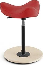 Varier Move swivel stool, red