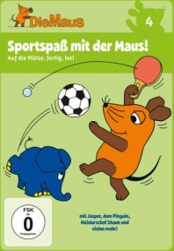 Die Sendung mit der Maus Vol. 4: Von der Maus und anderen Tieren (DVD)