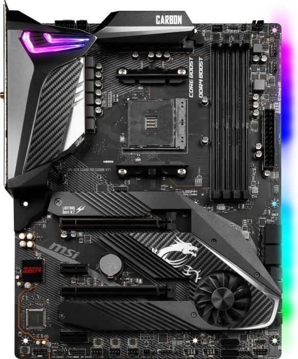 MSI MPG X570 Gaming Pro Carbon WIFI (7B93-001R)