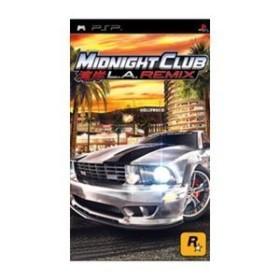 Midnight Club Los Angeles - Remix (PSP)