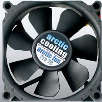 Arctic Arctic Fan Pro TC 80mm