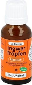 Dr. Muches Ingwer Tropfen, 20ml