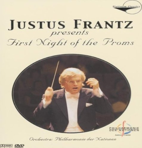 Justus Frantz - Presents: First Night Of The Proms -- via Amazon Partnerprogramm
