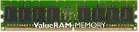 Kingston ValueRAM RDIMM 1GB, DDR2-400, CL3, reg ECC (KVR400D2D8R3/1G)