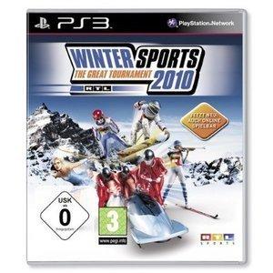 Winter Sports 2010 - The Great Tournament (deutsch) (PS3)