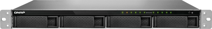 QNAP Turbo Station TS-977XU-RP-2600-8G, 4x Gb LAN, 2x 10Gb SFP+, 1HE