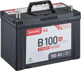 Accurat Basic Asia B100 J2 (TN3899)