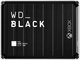 Western Digital WD_Black P10 Game Drive for Xbox One 5TB, USB 3.0 Micro-B (WDBA5G0050BBK-WESN)
