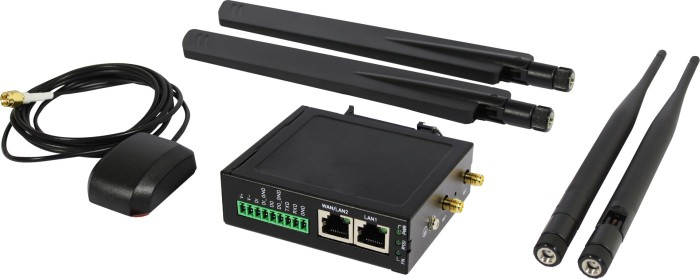 Allnet Compact Industrial 4G LTE Cellular Router (ALL-RUT22GW)