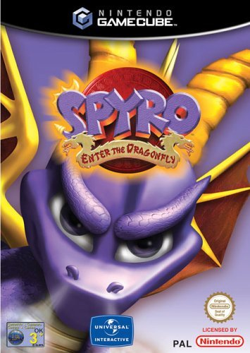 Spyro: Enter the Dragonfly (German) (GC) (9396) -- via Amazon Partnerprogramm