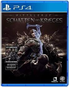 Mittelerde: Schatten des Krieges - Silver Edition (PS4)