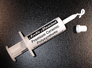 Arctic Silver Alumina Thermal Compound, thermal grease, 3.5g