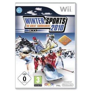 Winter Sports 2010 - The Great Tournament (deutsch) (Wii)