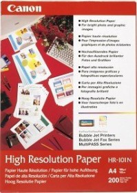 Canon HR-101N paper A4, 106g/m², 200 sheets (1033A001)