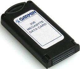 Garmin Speichermodul 256MB leer