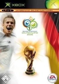 EA Sports FIFA Fußball-Weltmeisterschaft Deutschland 2006 (Xbox)