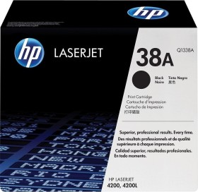 HP Toner 38A black (Q1338A)